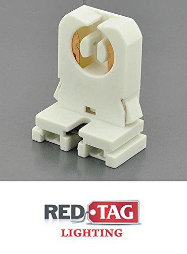 Redtag Lighting® Non-Shunted T8 Lamp holder