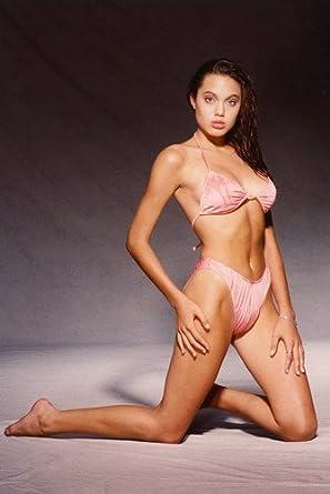 Angelina Jolie Bikini Young Studio 24x36 Poster at Amazon's