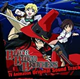 BLACK BLOOD BROTHERS TVAnimation Sound Track