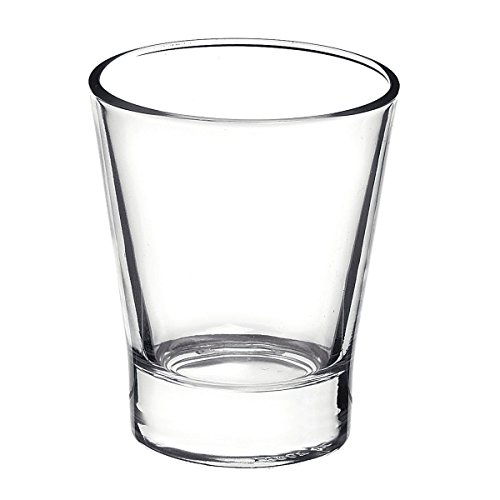 Bormioli Rocco Caffeino Espresso Shot Glasses, Clear, Set of 6 (Espresso Shot compare prices)