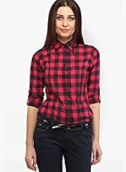 Cation checkered shirt (Large)