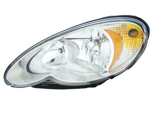 Chrysler PT Cruiser Headlight OE Style Replacement Headlamp Driver Side New (Headlight Assembly Pt Cruiser compare prices)