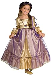Little Princess Juliet Costume