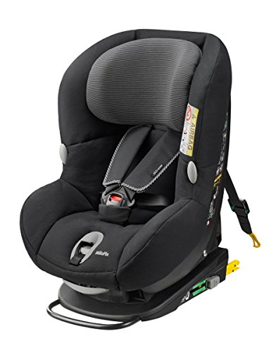 Maxi-Cosi 85368957 Milofix Kindersitz, Gruppe 0+/1, bis 18 kg, black raven