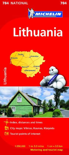 USA Michelin Editions des Voyages Michelin National Maps Anglais Carte