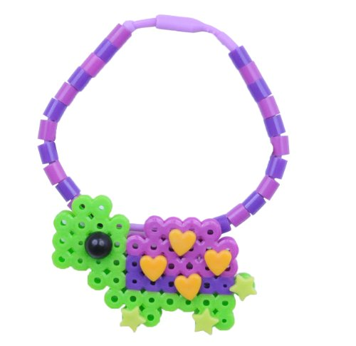 Perler Beads Turtle Bracelet Fused Bead Kit - 1