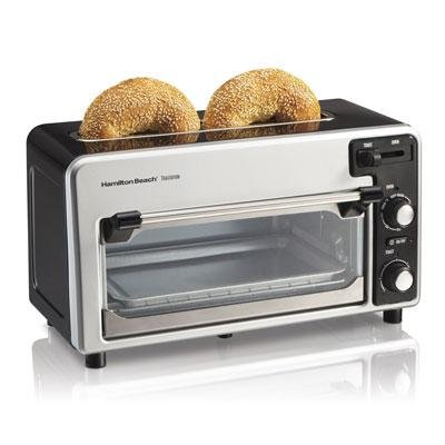 HB Two Slice Toaster Blk On Sale