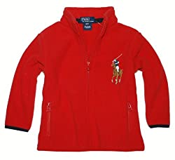 Polo Ralph Lauren Toodler Boys Track Jacket