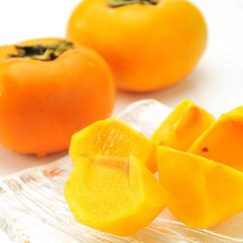 種なし柿 和歌山県産 甘熟 柿 1箱 5kg [訳あり]