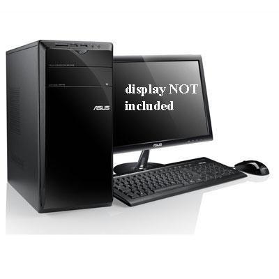 ASUS CM1735-US005S Desktop (Black)