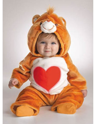 Baby & Toddler Costumes - Care Bear Tenderheart Baby Costume 3-12 Months front-308188