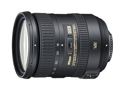 Nikon Objectif Zoom F 18-200 mm AF-S f/3.5-5.6G IF ED VR II