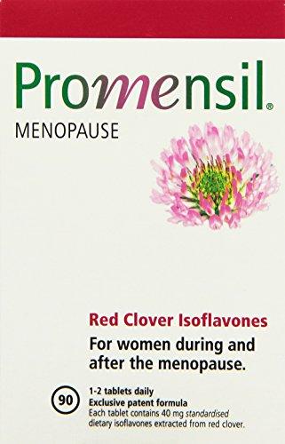 Promensil Menopause Original Red Clover Isoflavones 40 mg, 90 Stück, 1er Pack (1 x 48 g)