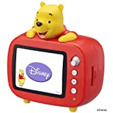 GREEN HOUSE 320 X 240 GH-DF35TV-PO resolution Winnie digital photo frame Disney 3.5 inches bear (Japan Import)