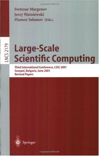 Large-Scale Scientific Computing, 3 conf., LSSC 2001 (wrong page order)