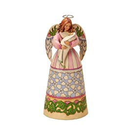 Jim Shore Love and You Will Be Loved Angel of Loving Figurine