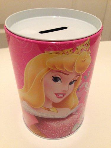 Princess Coin Bank. Aurora.