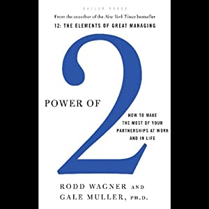 Power of 2 Audiobook
