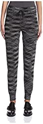 M Missoni Women's Knit Pant, Black, 40 IT/6 US