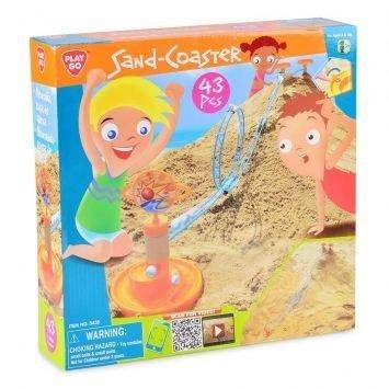 Playgo-Sand-Coaster-Marble-Run