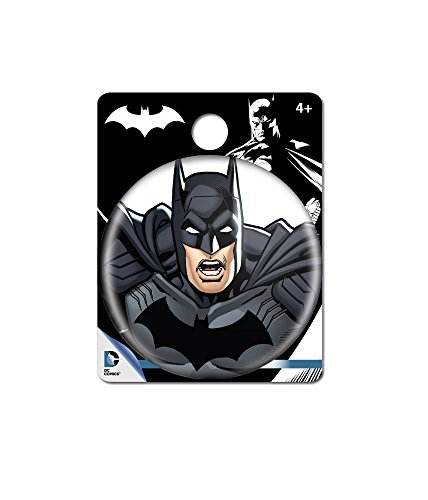 DC Comics Batman Single Button Pin Action Figure - 1