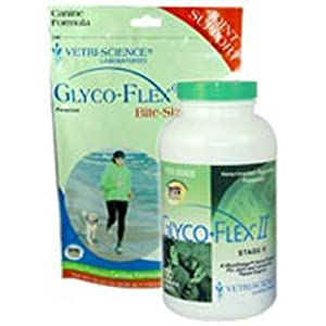 Vetri-Science GlycoFlex II for Cats and Sm Dog 45 chew