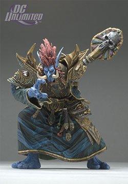 World Of Warcraft Series 2 - Troll Priest Zabra Hexx Action Figure