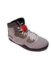 Nike Mens Air Jordan Spike Forty PE White/Fire Red-Black Synthetic