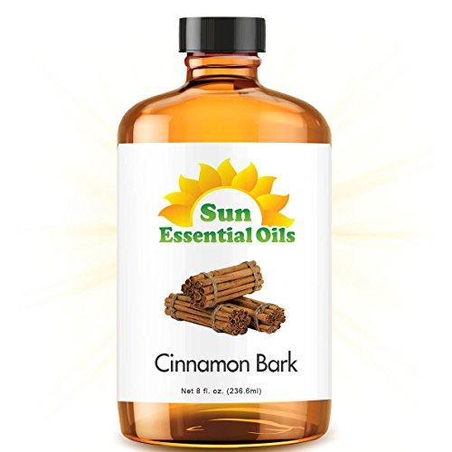 Cinnamon Bark (Huge 8oz) Best Essential Oil
