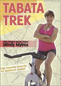 Tabata Trek with Schwinn Master Trainer Mindy Mylrea