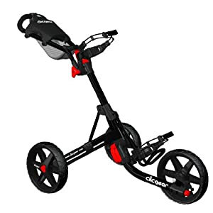 Clicgear Cart Model 3.0-Black