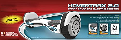 Razor Hovertrax 2 0 Hoverboard Self Balancing Smart Scooter White