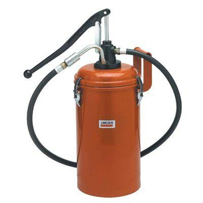Manual Gear Lube Dispencers - bucket gear lube dispenser pump