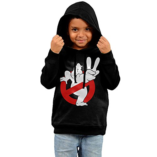 rtry-kids-ghostbusters-yes-gesture-unisex-hoodie-black-size-2-toddler