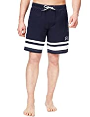 XXXL Blue Harbour Cut & Sew Drawstring Swim Shorts