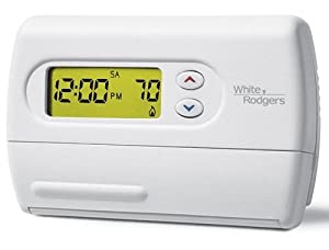 White-Rodgers 1F82-261 Programmable Digital Heat Pump Thermostat