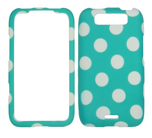 Designer Polka Dot Lg Connect 4g Ms840 & Lg Viper 4g Ls840 Phone Cover Case P... (Lg Ms840 compare prices)