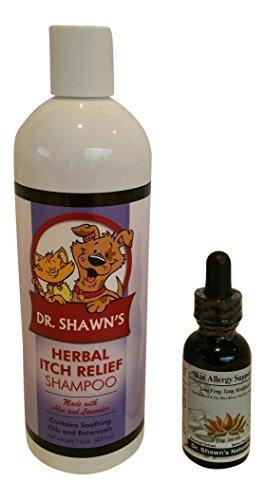 dr-shawn-der-hund-katze-itch-relief-set-bundle-von-2-artikel-herbal-itch-relief-shampoo-16-oz-lavend