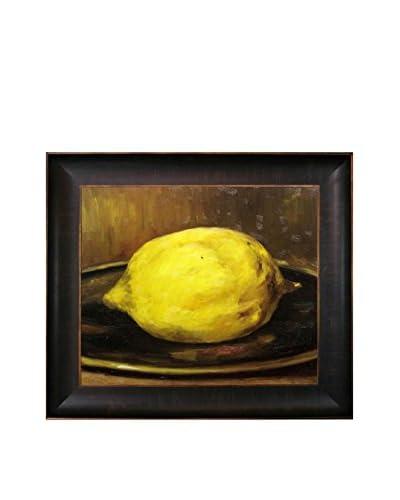 Édouard Manet The Lemon Reproduction Oil On Canvas
