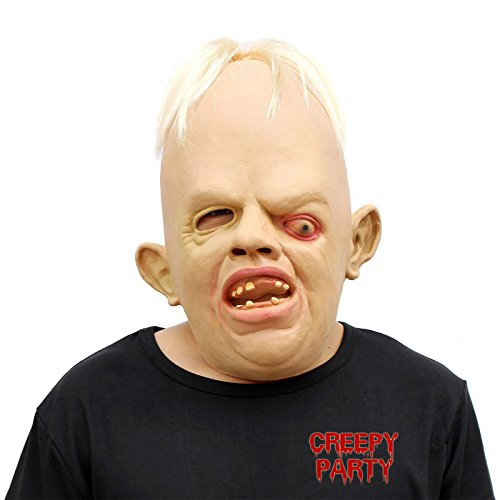 Sloth from The Goonies 80s Halloween Face Mask