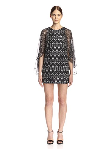 Thomas Wylde Women's Ridgeline Printed Silk Dress