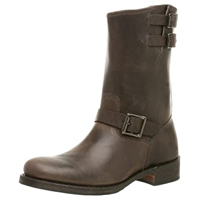 FRYE Men's Brando Engineer BootGrey7 M US