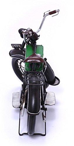 Model Motorcycle - BSA Model E - Retro Tin Model