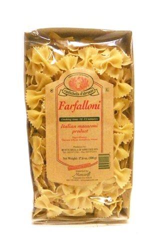 Rustichella d'Abruzzo Farfalloni Pasta