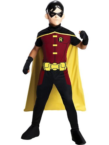 Rubie's Costume Young Justice Robin Child Costume