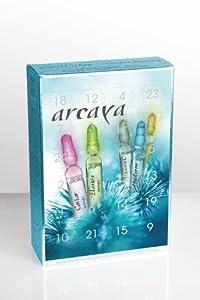 ARCAYA Ampullen Adventskalender 2014 24x 2ml Weihnachtskalender