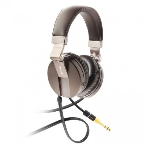 Focal - Spirit Classic - Closed Back, Circumaural Hi-Fi Headphones