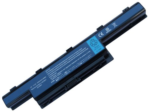 Laptop battery Acer 4741G 6 Cells 10.8V 4400mAh/48Wh, compatible partnumbers: 31CR19/652, AS10D31, AS10D3E, AS10D41, AS10D61, AS10D71, BT.00603.111, BT.00606.008, BT.00607.125, BT.00607.127, AS10D51, fit models: Aspire 4551 Series, Aspire 4741 Series, Asp