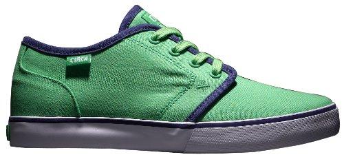 C1RCA DRIFTER Low Top Mens Green Grün (CLASSIC GREEN/BLUE EMBASSY CGBE) Size: 39