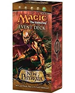 Magic the Gathering - New Phyrexia Event Deck - Rot from Within